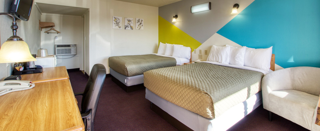 Spacious Standard Double Bed Room